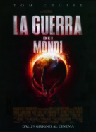 War of the Worlds - Italian Movie Poster (xs thumbnail)