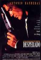 Desperado - German Movie Poster (xs thumbnail)
