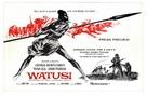 Watusi - Movie Poster (xs thumbnail)
