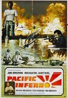 Pacific Inferno - British Movie Poster (xs thumbnail)