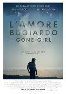 Gone Girl - Italian Movie Poster (xs thumbnail)