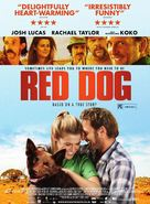 Red Dog - British Movie Poster (xs thumbnail)