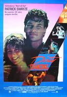 Dirty Dancing - Swedish Movie Poster (xs thumbnail)