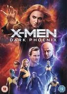 Dark Phoenix - British Movie Cover (xs thumbnail)