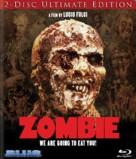 Zombi 2 - Blu-Ray movie cover (xs thumbnail)