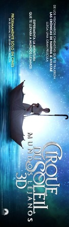 Cirque du Soleil: Worlds Away - Argentinian Movie Poster (xs thumbnail)