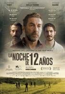 La noche de 12 años - Spanish Movie Poster (xs thumbnail)