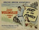 Fury of the Congo - Movie Poster (xs thumbnail)