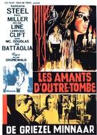 Amanti d'oltretomba - Belgian Movie Poster (xs thumbnail)