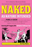 Naked as Nature Intended - British Movie Poster (xs thumbnail)