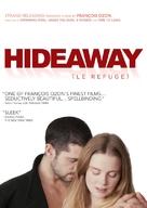 Le refuge - DVD cover (xs thumbnail)