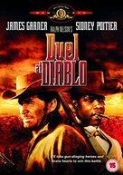 Duel at Diablo - British DVD movie cover (xs thumbnail)