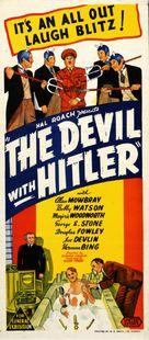 The Devil with Hitler - Australian Movie Poster (xs thumbnail)