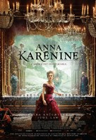 Anna Karenina - Canadian Movie Poster (xs thumbnail)