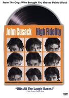High Fidelity - DVD movie cover (xs thumbnail)