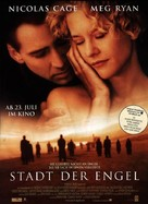 City Of Angels - German Movie Poster (xs thumbnail)