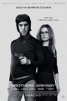 The Brothers Grimsby - Movie Poster (xs thumbnail)
