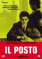 Il posto - Italian DVD cover (xs thumbnail)