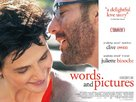Words and Pictures - British Movie Poster (xs thumbnail)