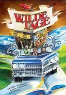 Wilder Days - German poster (xs thumbnail)