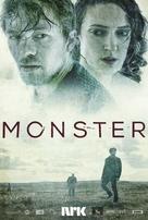 """""""Monster"""" - Norwegian Movie Poster (xs thumbnail)"""