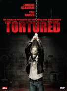 Tortured - German DVD cover (xs thumbnail)