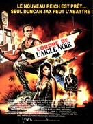 The Order of the Black Eagle - French Movie Poster (xs thumbnail)