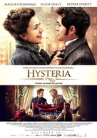 Hysteria - Finnish Movie Poster (xs thumbnail)