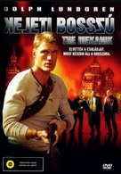 The Mechanik - Hungarian Movie Cover (xs thumbnail)