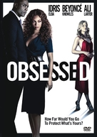 Obsessed - DVD cover (xs thumbnail)