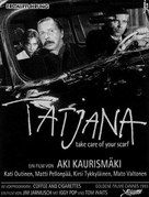 Pidä huivista kiinni, Tatjana - German Movie Poster (xs thumbnail)