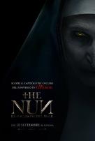 The Nun - Italian Movie Poster (xs thumbnail)