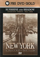 """New York: A Documentary Film"" - DVD cover (xs thumbnail)"
