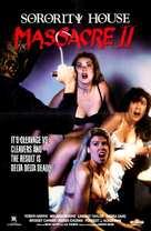 Sorority House Massacre II - Movie Poster (xs thumbnail)