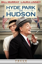Hyde Park on Hudson - DVD cover (xs thumbnail)