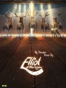 Elliot the Littlest Reindeer - Canadian Movie Poster (xs thumbnail)