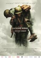 Hacksaw Ridge - Czech Movie Poster (xs thumbnail)