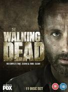 """The Walking Dead"" - British DVD movie cover (xs thumbnail)"