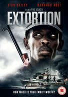 Extortion - British Movie Cover (xs thumbnail)