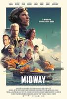 Midway - Danish Movie Poster (xs thumbnail)