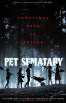 Pet Sematary - Dutch Movie Poster (xs thumbnail)