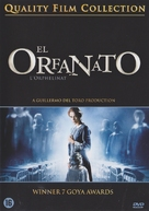 El orfanato - Belgian DVD movie cover (xs thumbnail)