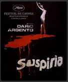 Suspiria - Italian Blu-Ray movie cover (xs thumbnail)