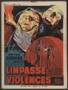 The Flesh and the Fiends - French Movie Poster (xs thumbnail)
