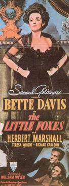 The Little Foxes - Movie Poster (xs thumbnail)