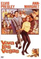 Viva Las Vegas - German Movie Cover (xs thumbnail)