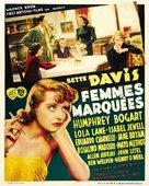 Marked Woman - Belgian Movie Poster (xs thumbnail)