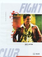 Fight Club - For your consideration movie poster (xs thumbnail)