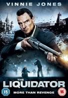 Likvidator - British DVD movie cover (xs thumbnail)