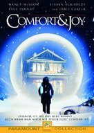 Comfort and Joy - German DVD cover (xs thumbnail)